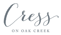 Cress on Oak Creek logo