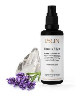 ISUN Apothecary products