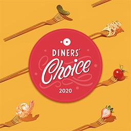 DIners' Choice 2020 Logo