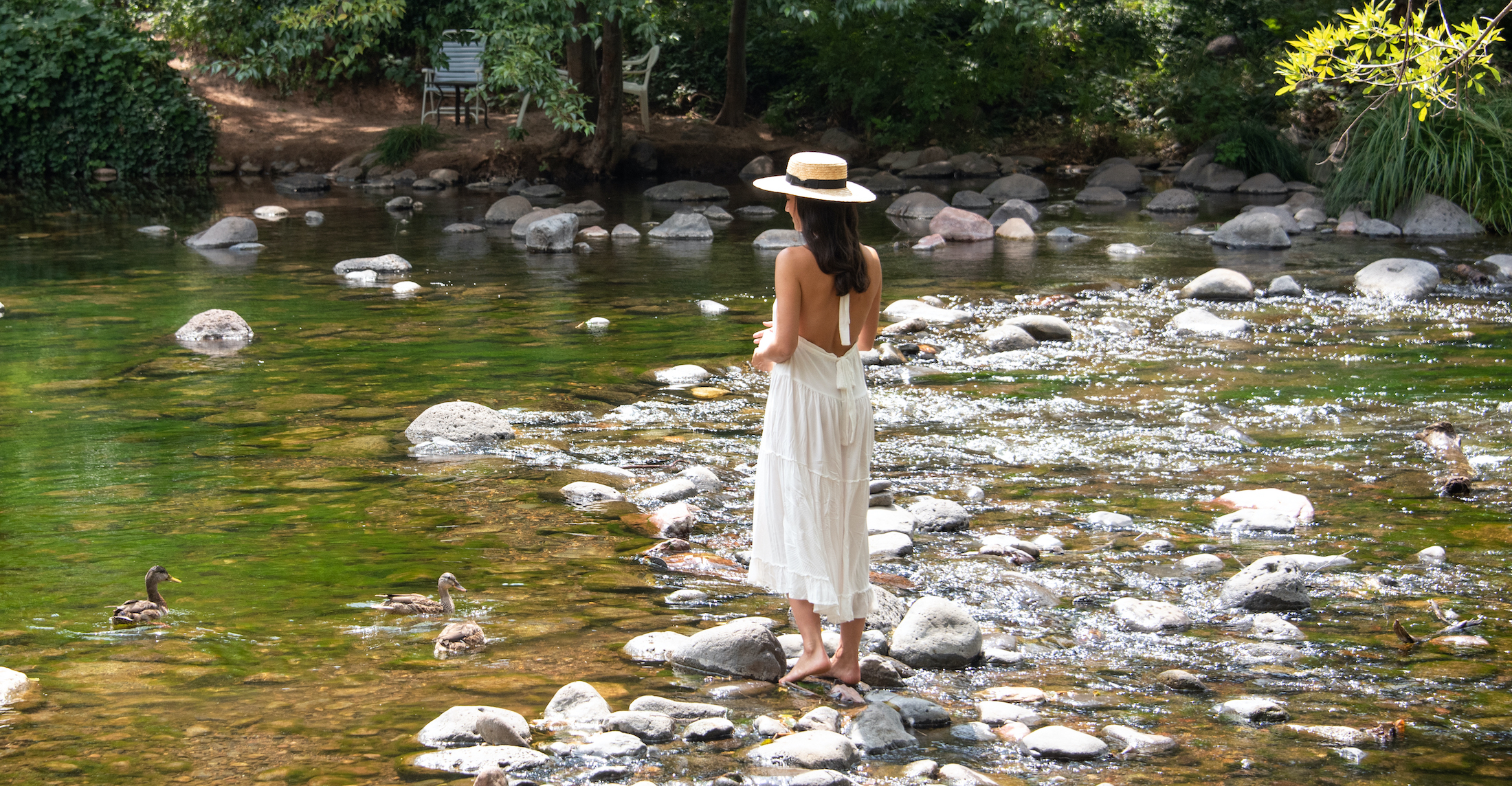 Woman in Oak Creek