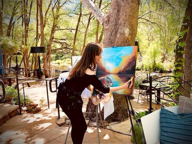Artist in Residence 1